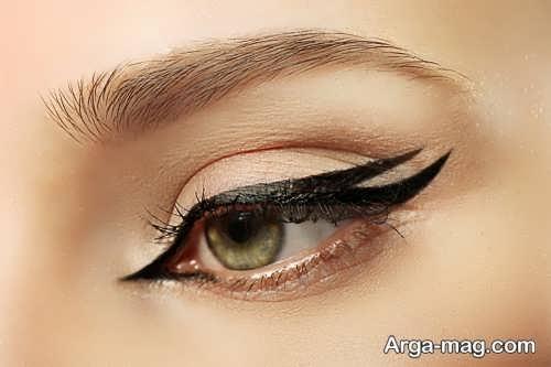 خط چشم مجلسی و زیبا