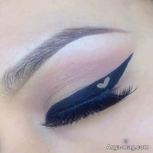 خط چشم زیبا