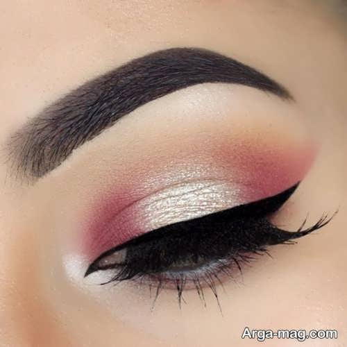 مدل سایه چشم زیبا و جذاب