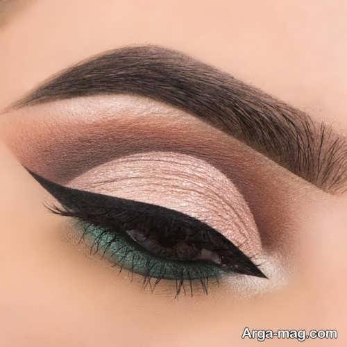 آرایش چشم زیبا و مجلسی