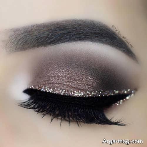 آرایش چشم زیبا