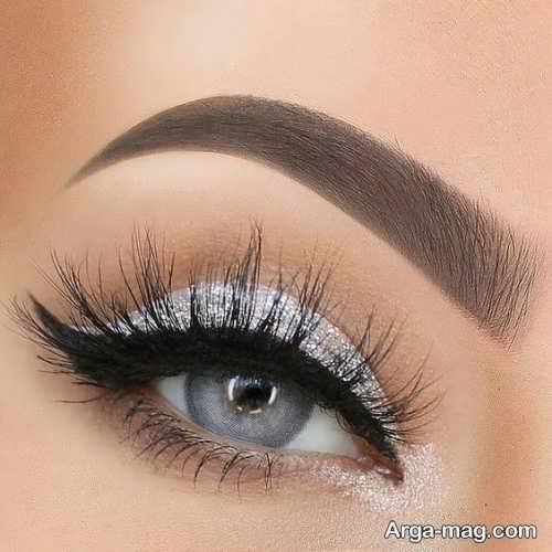 خط چشم زیبا زنانه