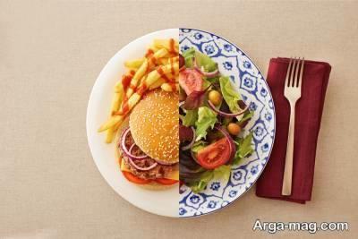 برنامه ویژه غذایی کبد چرب