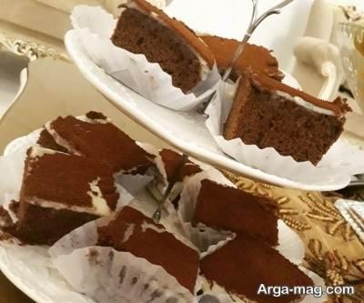 دستور تهیه کیک خیس پیانو