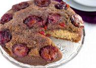 طرز تهیه کیک آلو