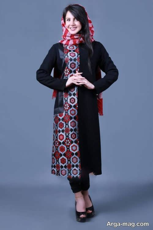 مدل مانتو زنانه ایرانی