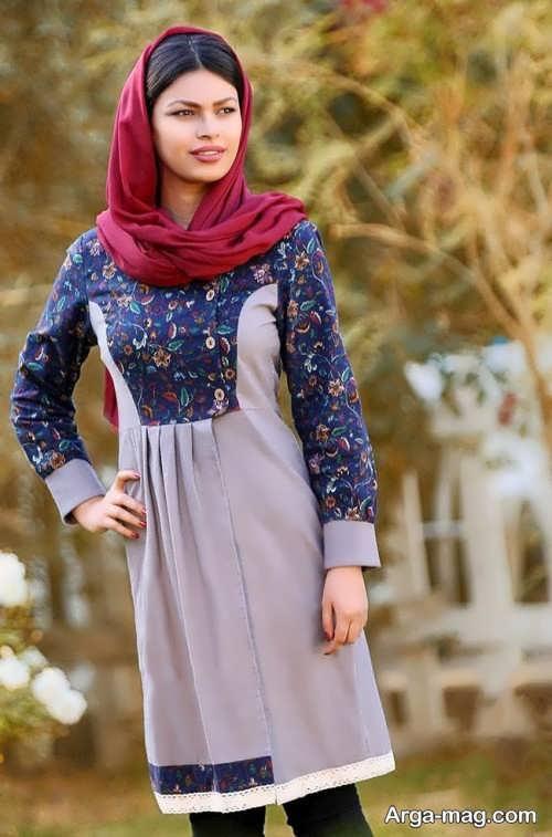 مانتو زنانه ایرانی