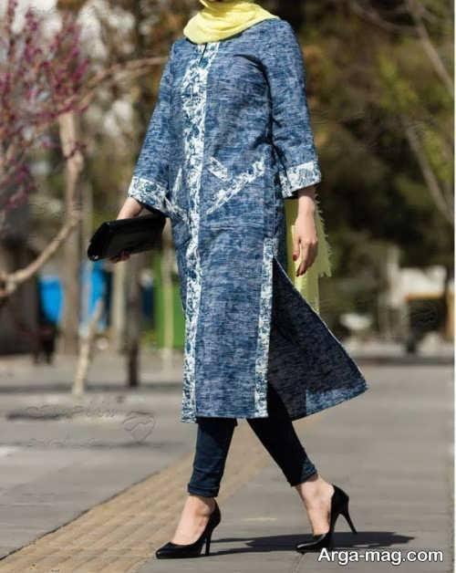 مدل مانتو زیبا و شیک ایرانی