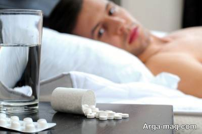 درمان بیخوابی با قرص لورازپام