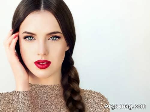 مدل های آرایش صورت دخترانه