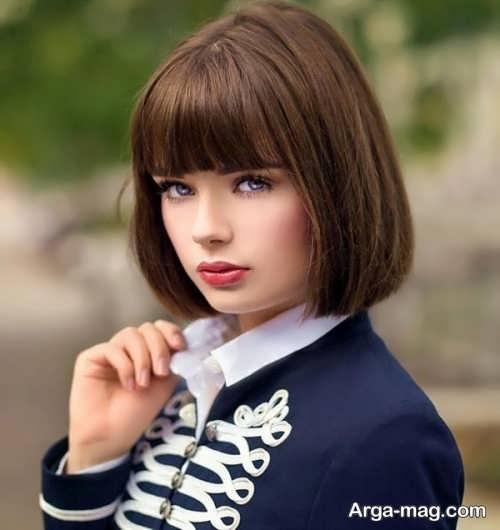 مدل میکاپ دخترانه