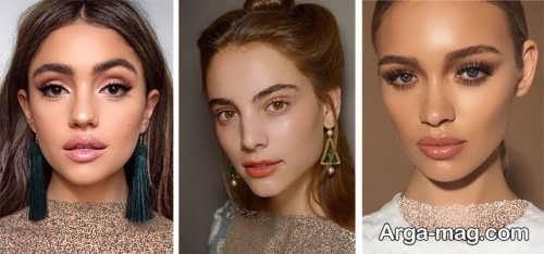 مدل های آرایش دخترانه