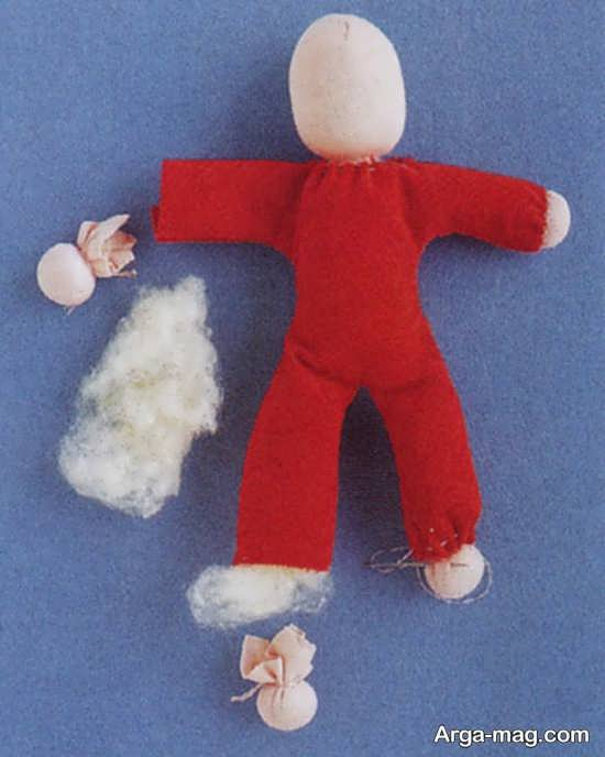 وسایل لازم برای دوخت عروسک های پارچه ای
