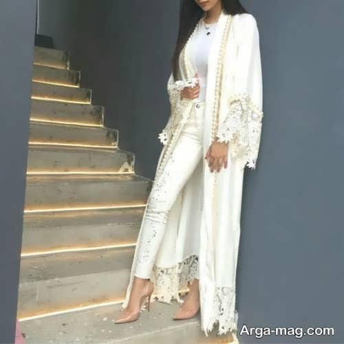 مدل مانتو برای عروس با طرح های زیبا