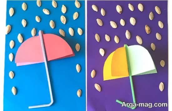 مدل های خلاقانه ساخت چتر