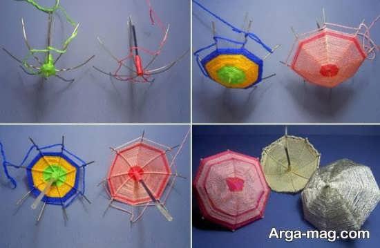 ساخت چتر با ایده های خلاقانه