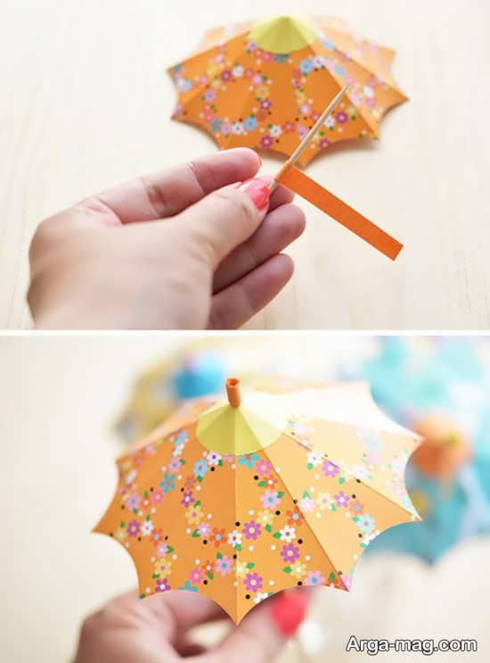 ایده های جالب برای ساختن چتر