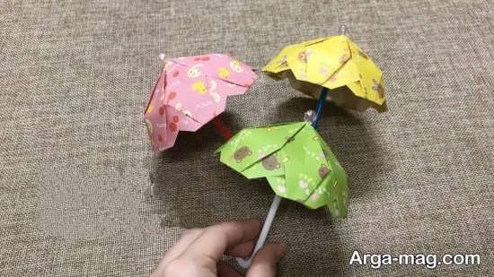 جدیدترین ایده برای ساختن چتر