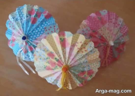 ساخت چتر با ایده های زیبا