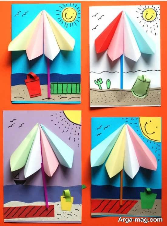 ساخت چتر با ایده های جذاب
