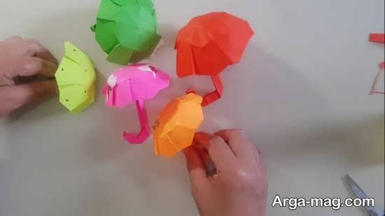 ساخت چتر با ایده های جالب