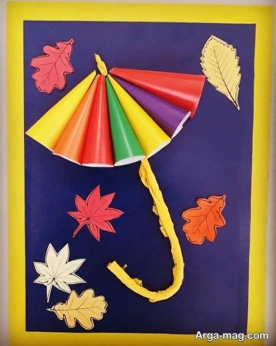 کاردستی چتر