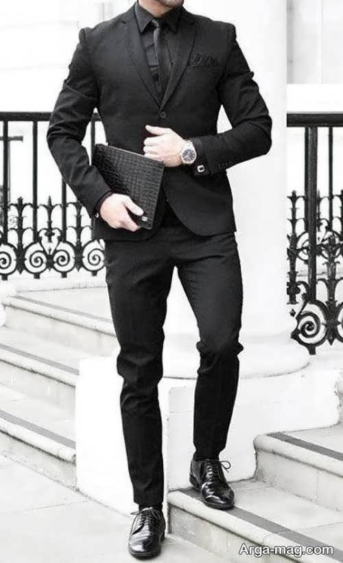 استایل زیبا مردانه