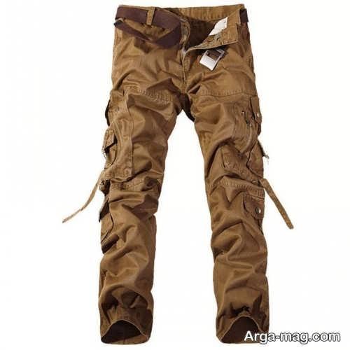 مدل شلوار شش جیب مردانه