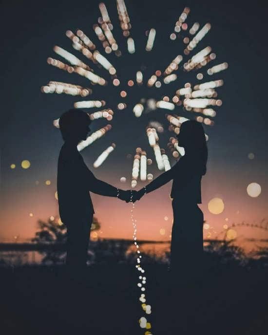 عکس های رومانتیک زیبا برای پروفایل