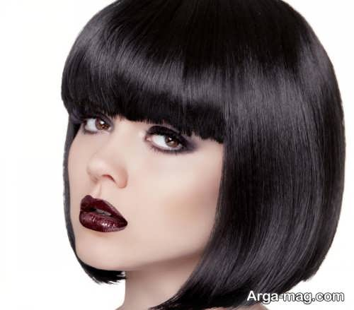 مدل موی زنانه گرد