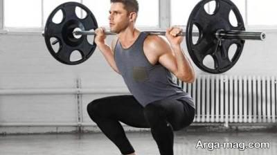 ورزش بسیار مفید اسکات