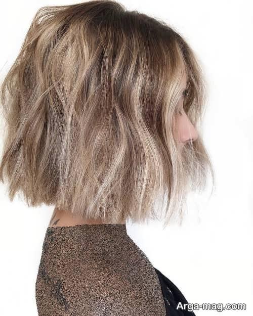 مدل موی ساده