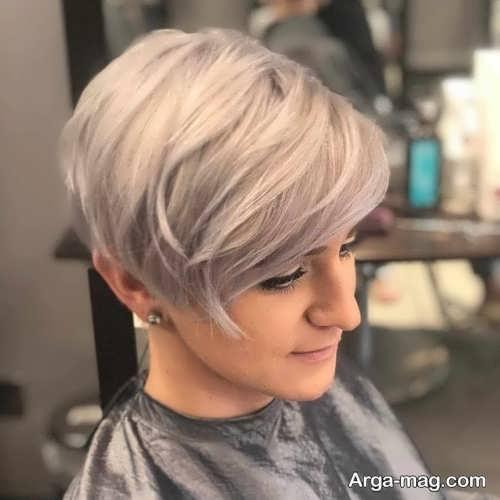 مدل موی زنانه جدید
