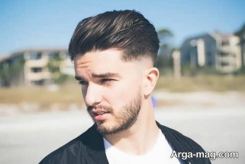 مدل مو کوتاه پسرانه
