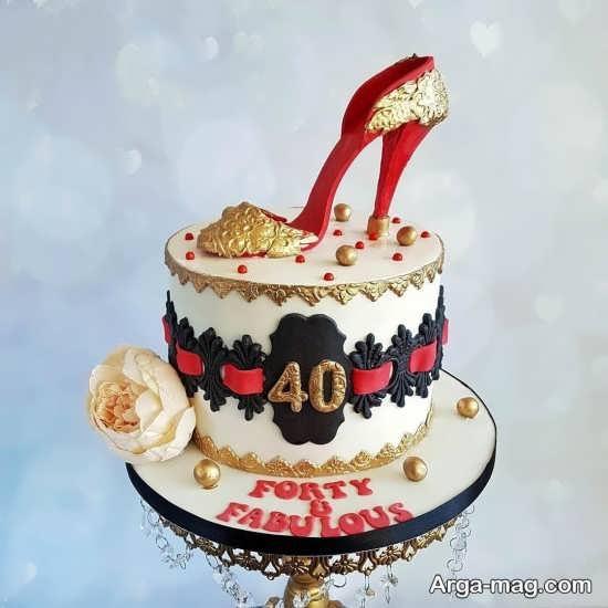 تم تولد مختص چهل سالگی