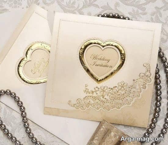 شیک ترین مدل کارت های عروسی