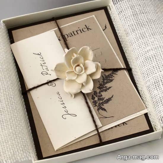 مدل کارت دعوت عروسی