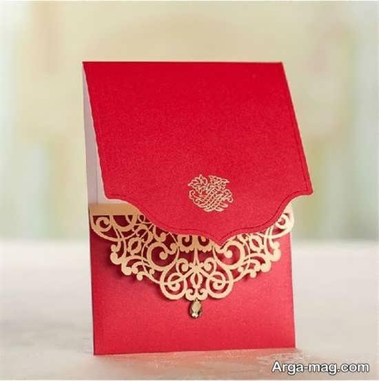 کارت عروسی های زیبا و جذاب
