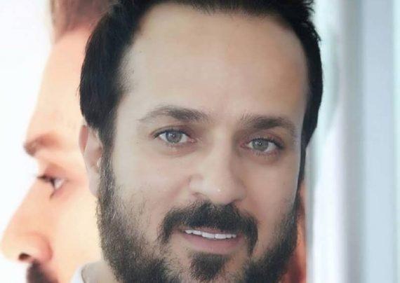 تبریک ویژه علیرضا رئیسی