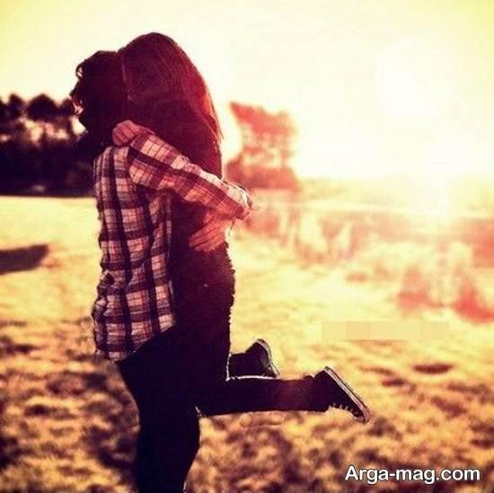 عکس عاشقانه مدرن