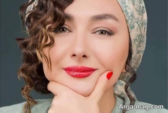 بیوگرافی و عکس هانیه توسلی