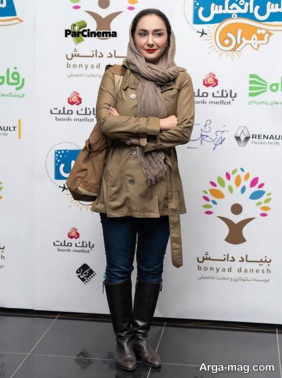 بیوگرافی خواندنی هانیه توسلی