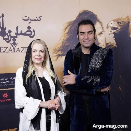 بیوگرافی جدید رضا یزدانی