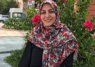 مانتوی زیبای المیرا شریفی مقدم