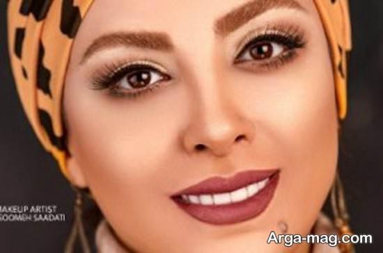 ابراز علاقه عاشقانه حدیقه تهرانی