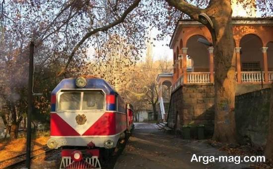 مکان های مهم ایروان