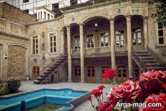 خانه مهم داروغه مشهد