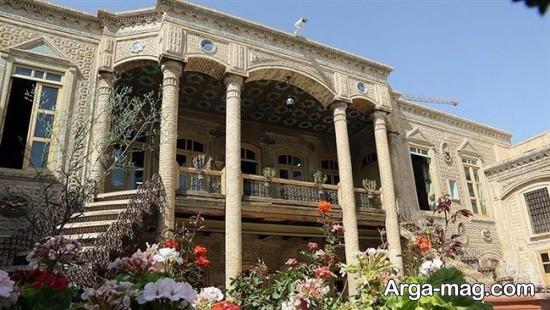 خانه زیبای داروغه مشهد