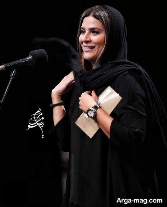 حضور سحر دولتشاهی در جشنواره