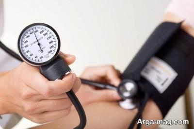 درمان افت فشار خون پایین با راه های ساده